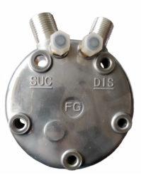 Крышка компрессора задняя V O-ring (3/4-7/8) заправочная